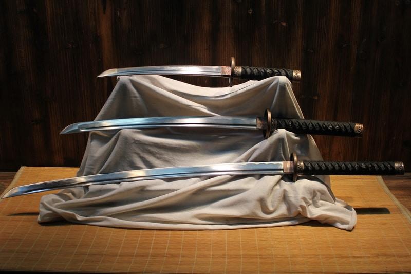 1045 Carbon Steel Katana