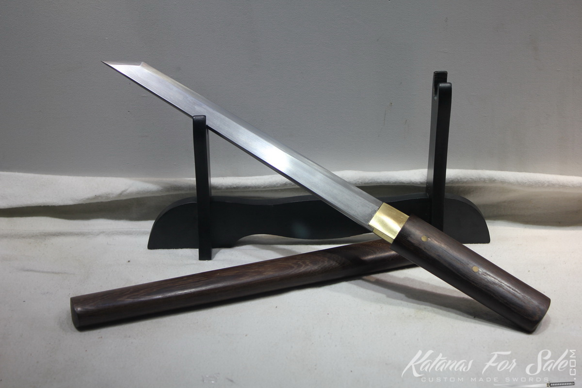 how to make a ninjato katana