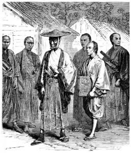 Samurai Warriors – The Aftermath