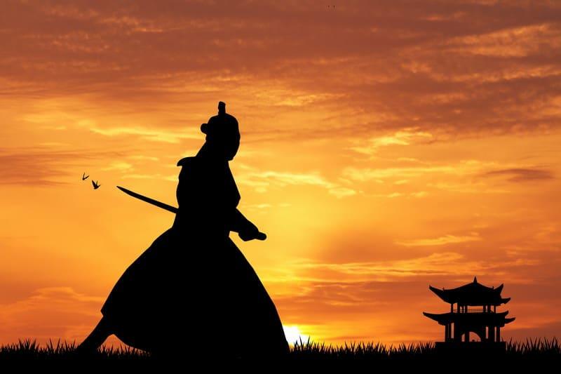 Samurai swords guide