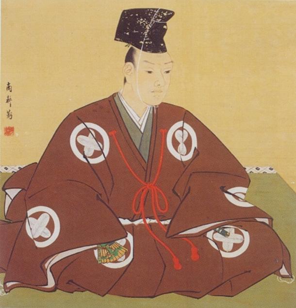 Asano Naganori from 47 ronin